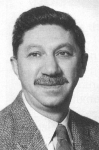 Abraham Maslow  Image probably copyright, owner unknown
